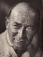 """Héliogravure - 1926 - par Laure Albin Guillot - """" Prof. Latarget """""""