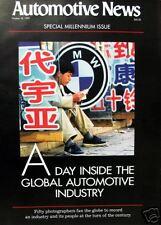 Automotive News - Special Millennium Issue - 10/18/1999