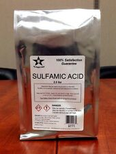 Sulfamic Acid 2.5 Lb Pack