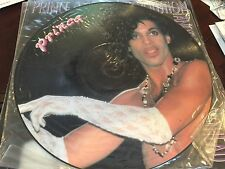 """PRINCE RARE PICTURE DISC IN CONFERENCE INTERVIEW 12"""" UK NEW"""