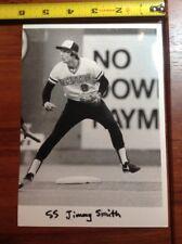 "1981 Jimmy Smith Portland Beavers Minor League Baseball Photo 5.5x8"""
