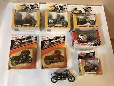 8 Lot- Zee SuperBikes - Wheelie Bikes - Grippers 3 Wheeler - Super Motorcycle