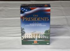 The Presidents The Lives and Legacies of the 43 Leaders of the United States DVD