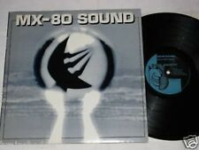 Mx-80 Sound Out of the tunnel LP ORIG. Ralph Rec. US 1980 rare Garage Rock