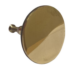 !NEW! Gold Effect Popup Bath Waste Plug 1 3/4 Perfect for all Sinks SIMPLE !NEW!