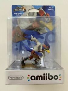 Falco No. 52 Nintendo Amiibo Super Smash Bros Collection