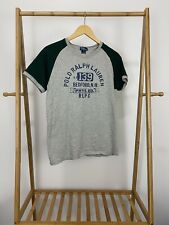 Polo Ralph Lauren Boy's Physical Education Two Tone T-Shirt Size Youth L