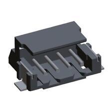 400 X TE Connectivity 2 mm PASSO 4 VIE 1 RIGA avvolta angolo retto intestazione PCB