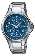 Casio Edifice Uhr EF-316D-2AVEF Analog Silber