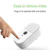 Dust Mite Bed Bug Killer Wireless Ultrasonic Mite Removal Instrument ONY