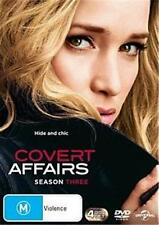 COVERT AFFAIRS Season 3 : NEW DVD