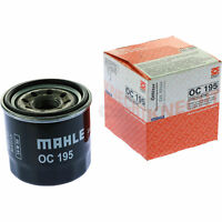 Original MAHLE / KNECHT Ölfilter OC 195 Öl Filter Oil