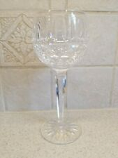 """Waterford MAEVE (CUT) Wine Hock Glass 7 1/2"""" EXCELLENT CONDITION"""