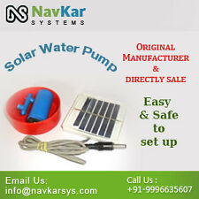 Solar Water Pump | Solar Powered Water Pump | Solar Educational Kits