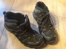 Regatta Black Waterproof Walking Boots, UK size 7