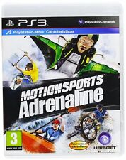 PS3 Deportes extremos - Motion Sports Adrenaline - Nuevo - Castellano
