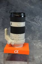 SONY FE 70-200mm F/4 G OSS SEL70200G (for SONY E mount) Parts or Repair