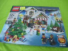 LEGO *NEW* 10199 #1 Winter Toy Shop 2009 Sealed box Retired Set
