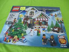 LEGO *NEW* 10199 #1 Winter Toy Shop 2009 Sealed box Retired Set
