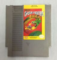 Nintendo Burai Fighter NES game [tested works}