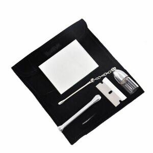 Set Kit Bullet Bag Case Pouch Straw Pocket