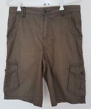 MOSSIMO Khaki Cargo Shorts Size 12