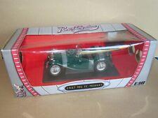 172J Road Signature 92468 MG TC Midget 1947 Vert 1:18