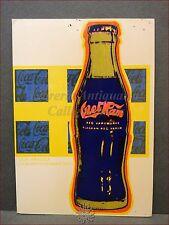 Coca Cola VIETNAM JOAQUIN ROSELL 1970 Anti USA Esso Superman Svezia Occupazione