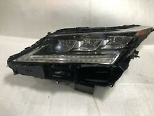 LEXUS RX350 RX450h OEM XENON HEADLIGHT LED DRIVER TRIPLE BEAM F-SPORT H LEFT