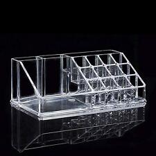 16 Sections Cosmetic Lipstick Makeup Organiser Display Storage Stand Holder