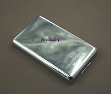 80gb thick metal back rear housing case cover shell for ipod 5th gen video