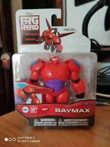 Disney Big Hero 6 Baymax action figure BANDAI