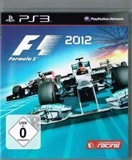 Sony PS3 Playstation 3 Spiel * F1 2012 * Formula One 1 * Formel 1 12 ****NEU*NEW