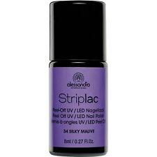 Striplac Peel Off UV LED Nail Polish - Silky Mauve 8ml (34)