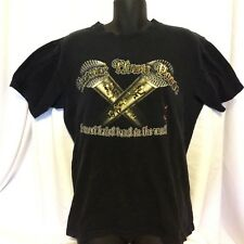 Insane Clown Posse Most Hated Band in the World Concert T Shirt Size M Black