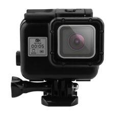 Waterproof Housing Case Protective Case+Touchable Back Door for GoPro Hero7 6 5