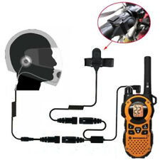 Headset for Motorola Cobra Talkabout Radios 2.5MM with Mic