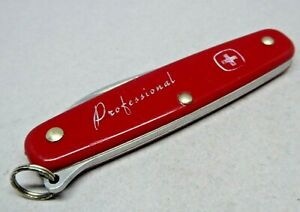 1978 Wenger 95mm Professional Model 1.72.01 Swiss Army Knife