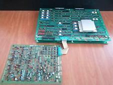 Turbo SEGA ORIGINAL MAIN PCB AND SOUND PCB UNTESTED