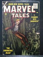 Marvel Tales #150 1956-Atlas  Everett-possible 1st Silver Age issue VG free ship