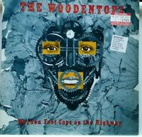 The Woodentops ‎/Wooden Foot Cops On The Highway UK 1988 VERY GOOD+LP vinyl