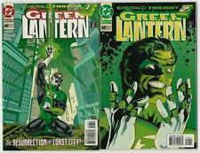 Green Lantern 48-49-50-51 - Emerald Twilight 1st Kyle Raynor - High Grade Copies