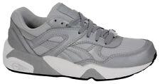 Puma Trinomic R698 Mens Trainers Lace Up Shoes Reflective Silver 358635 01 U98