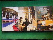 HISTORIENS & GEOGRAPHES N383 385 2003 4 L'IMMIGRATION EN FRANCE AU XXE 3 VOLUMES