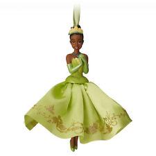 Disney Princess Tiana Princess and Frog Sketchbook 2018 Christmas Ornament C7