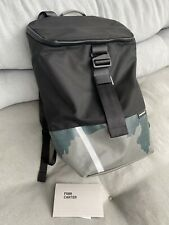 FREITAG F600 CARTER grey w/print backpack Rucksack gebraucht used with TAG