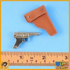 Japanese Officer Billy Chow - Pistol & Holster - 1/6 Scale - Toys Power Figures