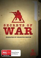 Secrets Of War - The Complete Collection (DVD, 2013), NEW REGION 4