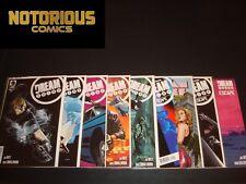 Dream Thief 1-5 Escape 1-4 Complete Comic Lot Run Set Dark Horse Collection