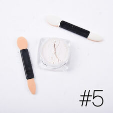 2g Beauty Nail Glitter Pearl Powder Dust Nail Art Manicure Decoration Tips DIY